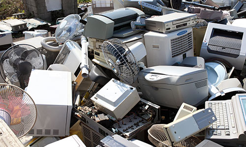 Appliance Recycling Center Bryant Industries