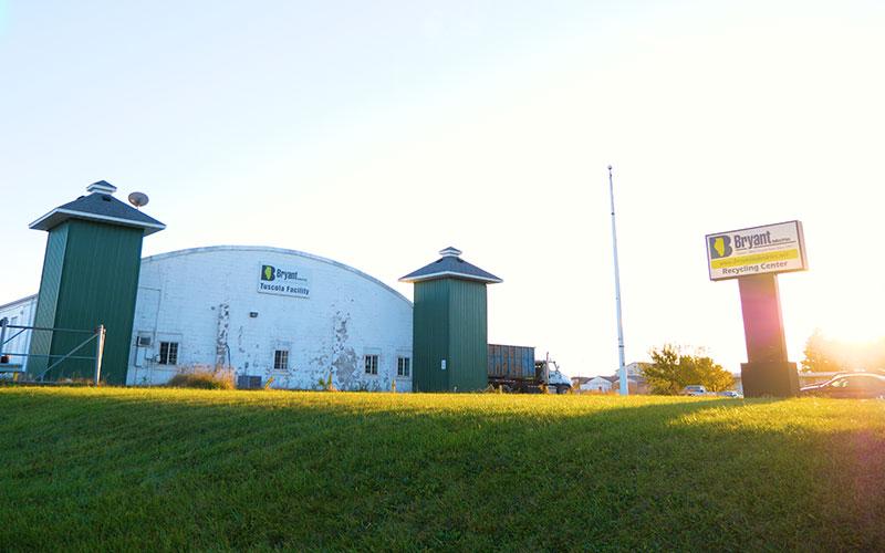 Bryant Industries Tuscola Illinois Facility