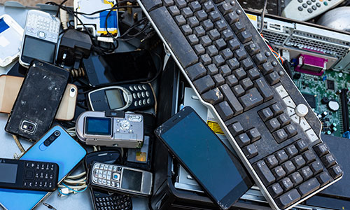 Electronic Recycling Center Bryant Industries