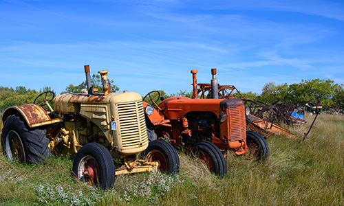 Farm Clean-up Services Bryant Industries