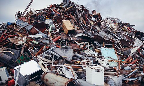 Metal Waste Recycling Bryant Industries