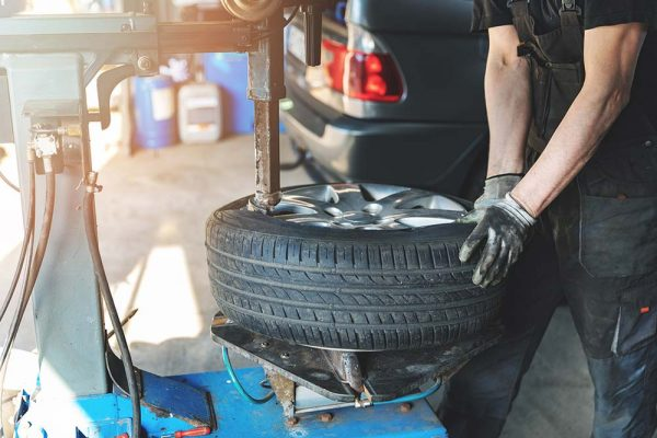 Full Service Tire Shop Bryant Industries